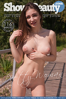 Showy Beauty - Freda - Pretty Woman