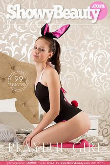 Showy Beauty - Kora - Playful Girl