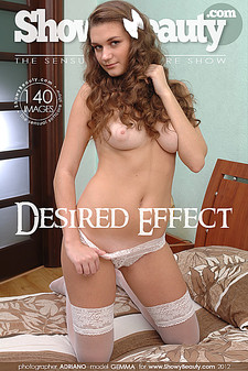 ShowyBeauty - Gemma - Desired Effect