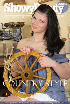 Showy Beauty - Cary - Country Style