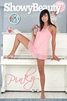 Showy Beauty - Dee - Pinky