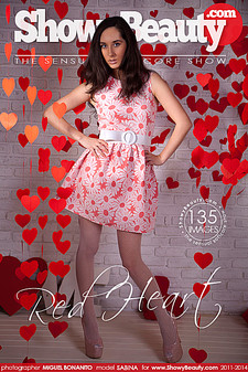ShowyBeauty - Sabina - Red Heart