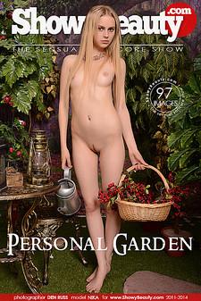 ShowyBeauty - Nika (Angelika D) - Personal Garden