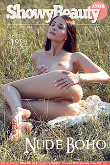 Showy Beauty - Vanessa - Nude Boho