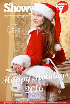 Showy Beauty - Amelia (Vivian) - Happy Holidays 2016