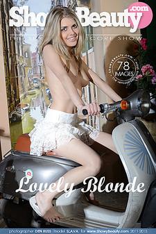 Showy Beauty - Slava - Lovely Blonde