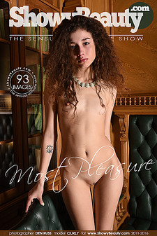 Showy Beauty - Curly (Cualy) - Most Pleasure