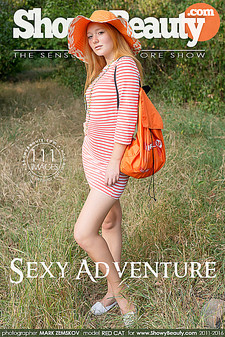 ShowyBeauty - Red Cat - Sexy Adventure