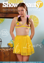 Showy Beauty Set SWEET LEMON