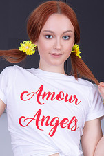 Nackt angels caramel amour Caramel